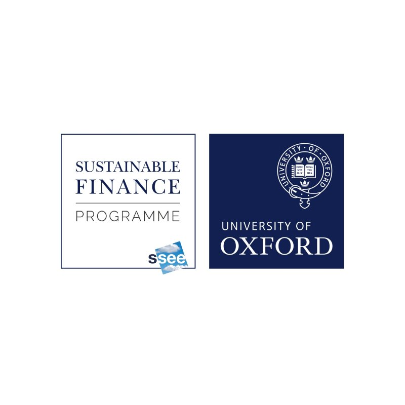 Oxford Sustainable Finance Logo