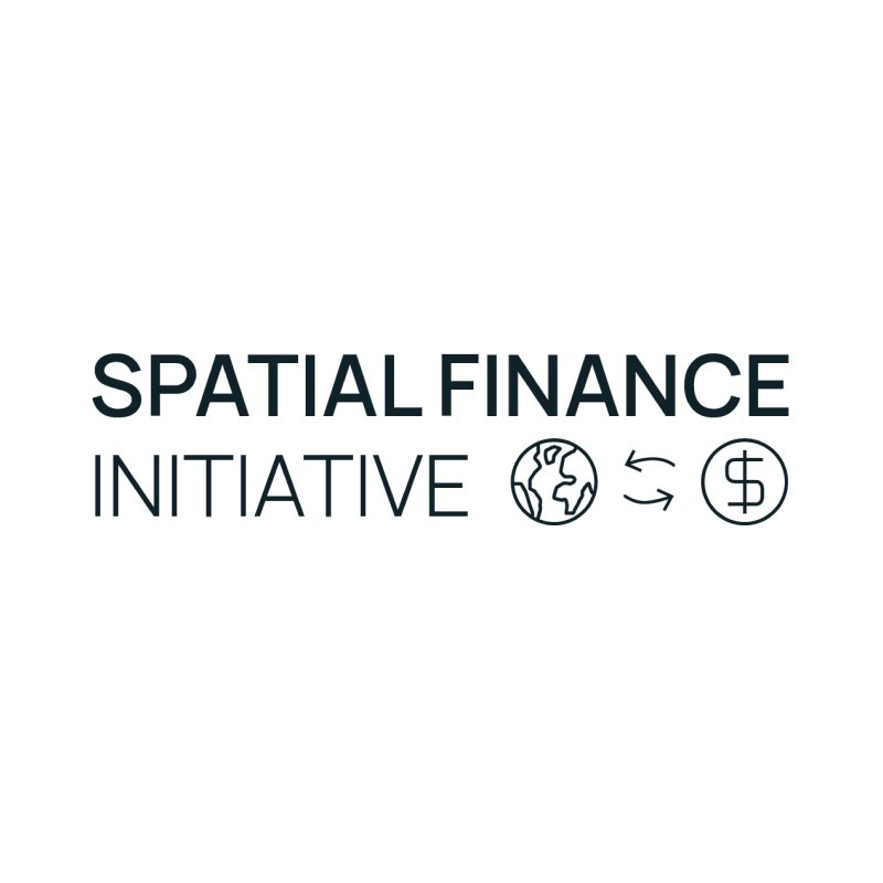 Spatial Finance Initiative